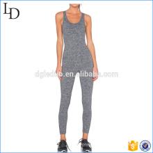 Jumpsuit cómodo del spandex del clubwear de los mamelucos del jumpsuit de las mujeres