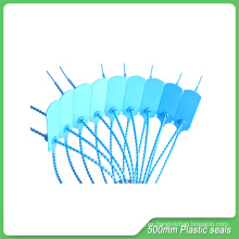 Sello plástico (JY500-2S), tire firmemente sellos, sellos de alta seguridad