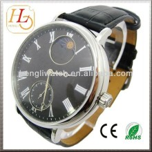 Art- und Weiseautomatische Uhr, Mann-Edelstahl passt 15030 auf