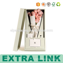 Oem Customized Flower Bouquet Cone Packaging Boxes