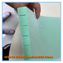 Folha de espuma de PVC para construção de barcos