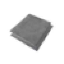 Feuille d'isolation durostone en fibre de carbone gris