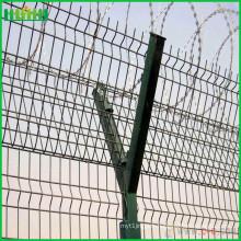 Demande rapide de haute qualité de 2016 Bend Metal Airport Fence