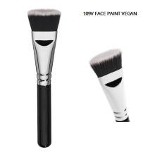 Cepillo del contorno de la pintura de la cara plana del vegano (f109v)