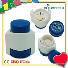 Imprimante pharmaceutique Mini broyeur à comprimés avec récipient