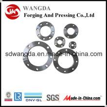 Forged Carbon Steel ASME ANSI Blind Flange on Stock