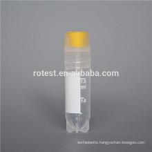 lab supplies 1.8ml/2ml cryovial and cryovial box