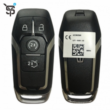 Best price black original remote smart Key with 4 button Remote key for Lincoln with  434 MHz Transponder keyless chip
