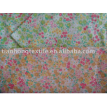 100% Cotton Woven Printing Flannelette Cloth Fabric