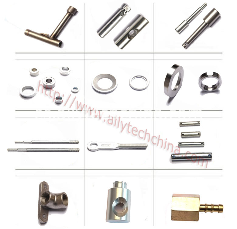 machining parts for agriculture machinery