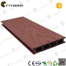 Otros materiales de construcción de plástico Tipo Compuesto WPC Decking