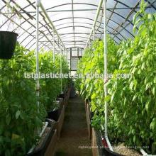 rede de proteção solar para uso agrícola