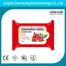 No Parabens Sensitive Simple Face Wipes