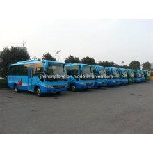 Bus de Chine de 6,6m petit autobus 20-24 sièges (moteur diesel / avant)