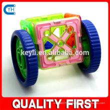 Magnetradspielzeug