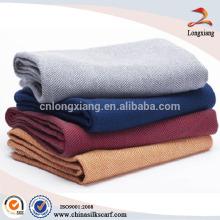 Manta de lã de design Herringbone China