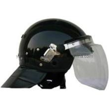 Hochwertiger Anti-Riot Helm mit PC Visor