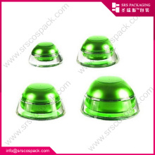 2014 New Green Cute Cosmetic Lipstick Container
