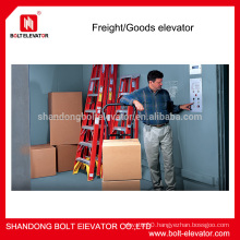 3t cargo elevator industrial elevator warehouse elevator lift in China