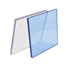 Customized 3mm 4mm 6mm 12mm solid polycarbonate sheet, good sound insulation effect, can be used for highway canopy