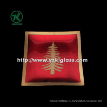 Одностенная цветная стеклянная пластина от SGS (KLP90718-1)