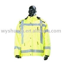 Светоотражающая куртка безопасности