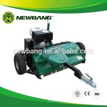 ATV mowing machine