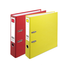 """Standard Office A4 File Folders 3"""" unfixed PP Plastic Packets Lever Arch File"""