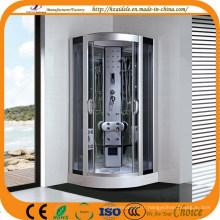 Cabine de douche de secteur de plateau de 15cm (ADL-8320)