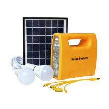 Solar Lighting System with LED Light