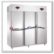 R295 6 Doors Double Temperature Luxurious Fancooling Refrigerator And Freezer