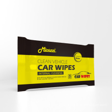 Biodegradable Multi-purpose Cleaning Car Wipes