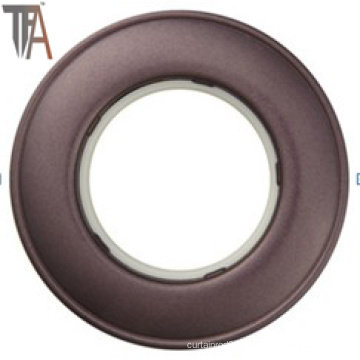 Slim Flat Shape Plastic Curtain Ring