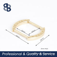 rectangle ring with customized logo