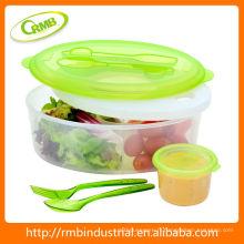 Conteneur alimentaire dans les ustensiles de cuisine en plastique (RMB)