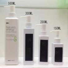 150ml 200ml 300ml 50mml Kosmetik Pet Flasche Shampoo Flasche