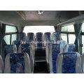 China ônibus pequeno de 6,6m 20-24 assentos de ônibus (diesel / motor dianteiro)