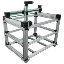 3m maximale Länge riemengetriebene CNC-Linearführung mit exzellentem Service