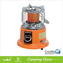 Réchauffeur de gaz LPG portatif et poêle pour camping