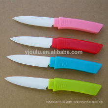 """3"""" direct injected fruit carving knife with sheath"""