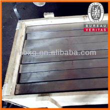 Barre carrée en acier inox 316L