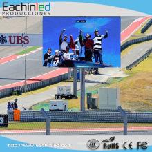 Publicitaire im Freien dip346 1r1g1b farbenreiche P10 LED-Anzeige