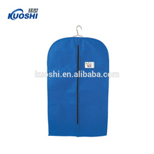 Custom printed wedding dress garments bag