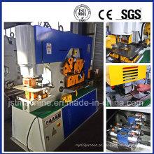 Série Q35y Multi-Função Hidráulica Ironworker para corte de aço Sectional