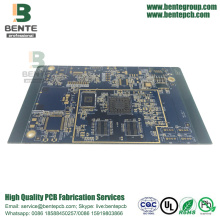 Small PAD of BGA 6 Layer PCB Tablet PC multicapa