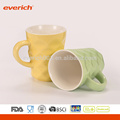 2015 Best Selling Promotional Glazed Ceramic Mug Coffee
