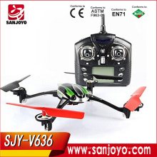 2.4GHz Radio control quadcopter 4-ch Drone Pathfinder UFO WLtoys V636