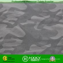 Mens Jacket Fabric Jacqaurd Pattern Nylon Four Way Spandex Fabric