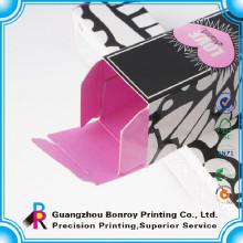 Nueva caja de venta de precio competitivo Caja de lechuga colorida de impresión