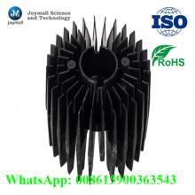Customized Black Aluminum LED Heatsink